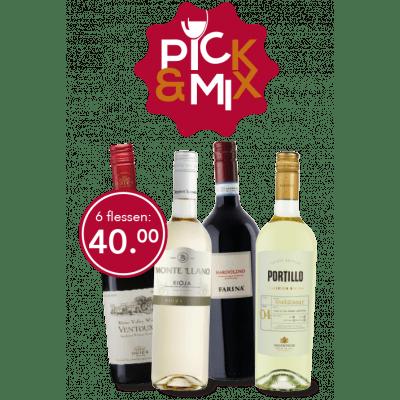 Pick & Mix (6 flessen)